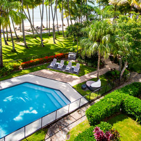 Alamanda Palm Cove by Lancemore Luxury Pool Area