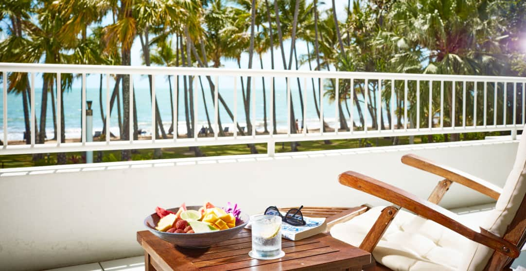 Alamanda Suite Beachfront Palm Cove Luxury Accommodation