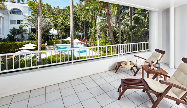 Poolview room Alamanda Palm Cove