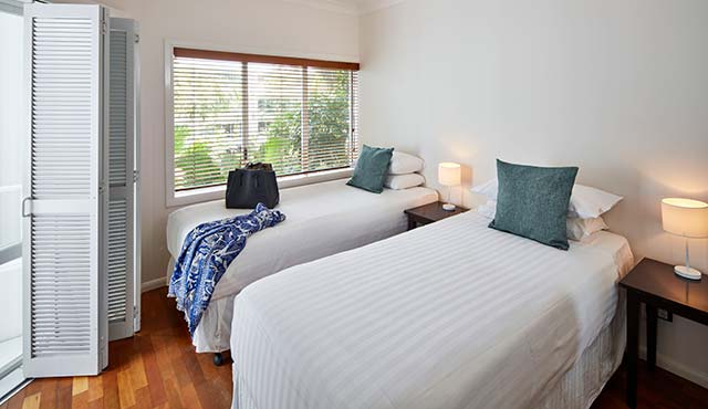 Two bedroom suite Palm Cove