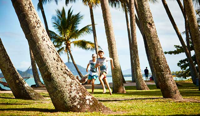 Family friendly holiday Queensland