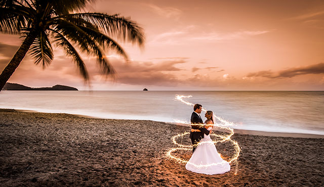 Weddings at Alamanda Palm Cove