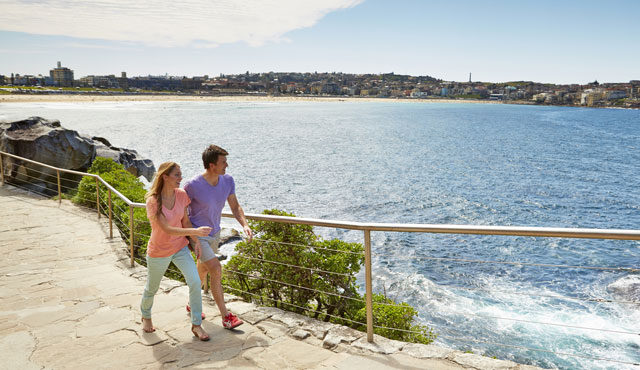 Bondi To Bronte Walk Larmont Sydney Boutique Hotel Fitness Sydney Gym