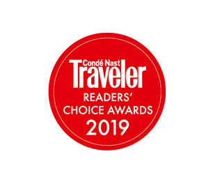 Conde Nast Traveler 2019 Readers Choice Lancemore Hotels