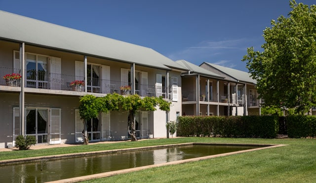 Lancemore Milawa King Valley Boutique Hotel Conferencing Luxury Accommodation