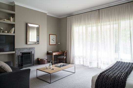 Lancemore  Lindenderry Red Hill Mornington Peninsula Conferencing Luxury Boutique accommodation