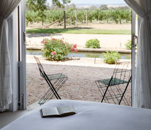 Lancemore Milawa King Valley Boutique Hotel Garden View Room
