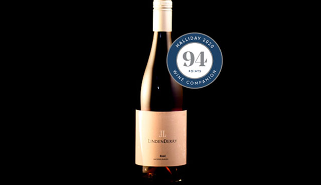 Halliday Rated 2018 Lindenderry Macedon Ranges Rose