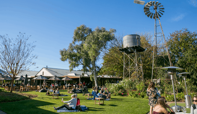 Lancemore Milawa King Valley Boutique Hotel Gourmet Food & Wine