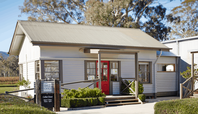 Lancemore Milawa King Valley Boutique Hotel Gourmet Food & Wine Restaurant Merlot