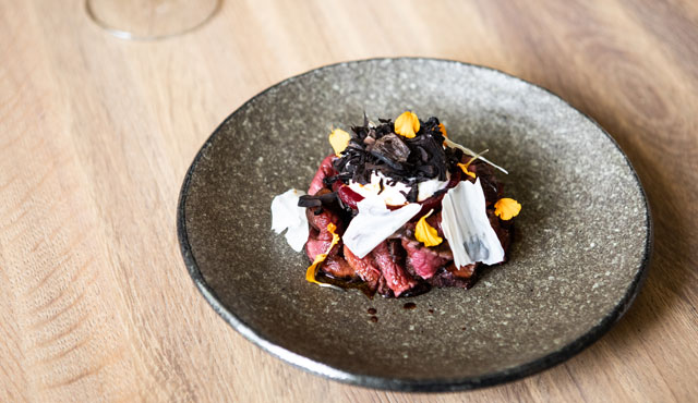 Lindenderry Red Hill Autumn Menu 2019 Adam Beckett