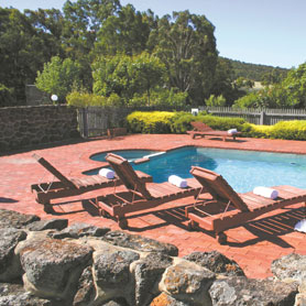 Conference Facility Macedon Ranges Airport Pool Country House Luxury