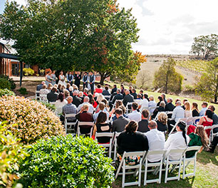 Macedon Ranges wedding venue