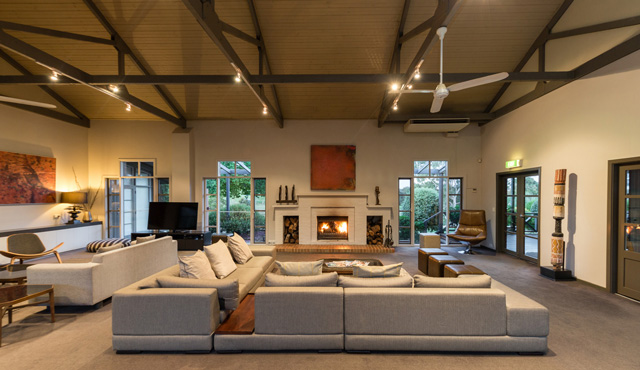 Lancemore Hill Macedon Ranges Accommodation Conference