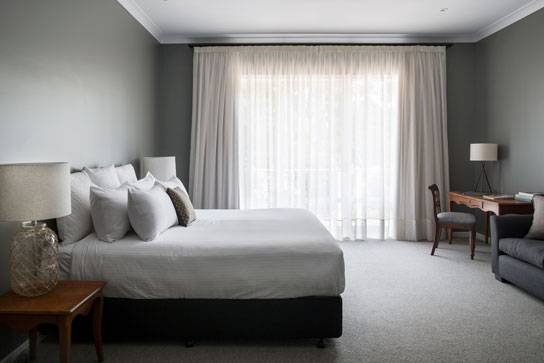 Lancemore Lindenderry Red Hill boutique accommodation Mornington Peninsula