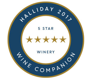 Halliday 5 Star Winery