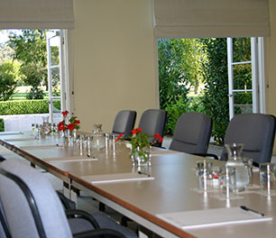 Conference room at Lindenderry