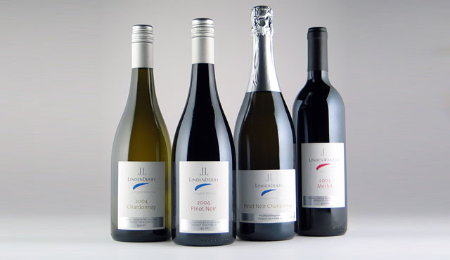Lindenderry award-winning wines