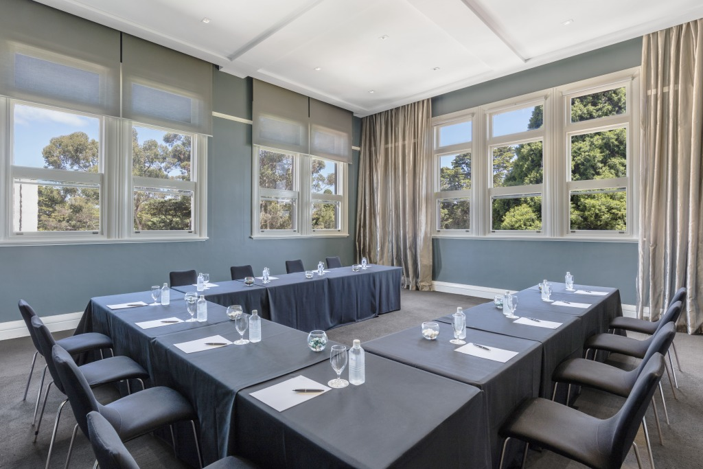 Mannix Conference Room at the Mansion