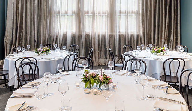 Events at Mansion Hotel and Spa