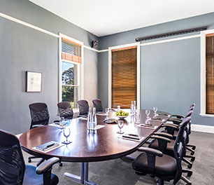 Simmonds Conference Room at the Mansion Hotel