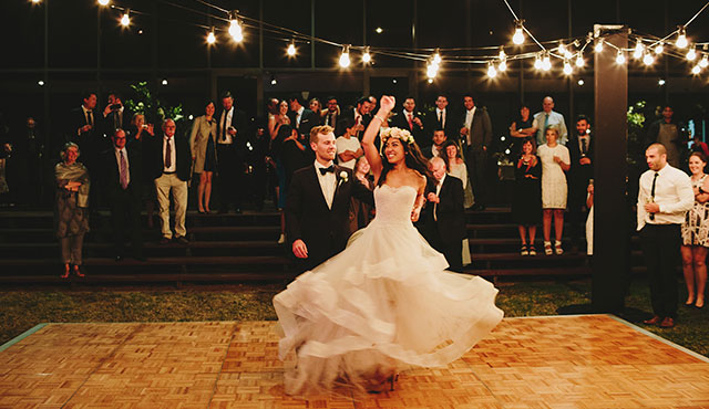 Weddings at Mansion Hotel and Spa