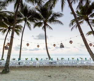 Alamanda Palm Cove by Lancemore Luxury Boutique Accommodation Destination Wedding Beach Reception