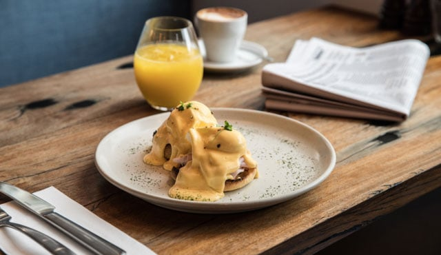 Breakfast Offer Special Book Direct Birthday Eggs Benedict