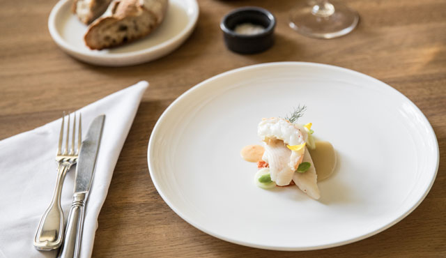 Lindenderry Red Hill Mornington Peninsula Restaurant Dinner Fine Dining