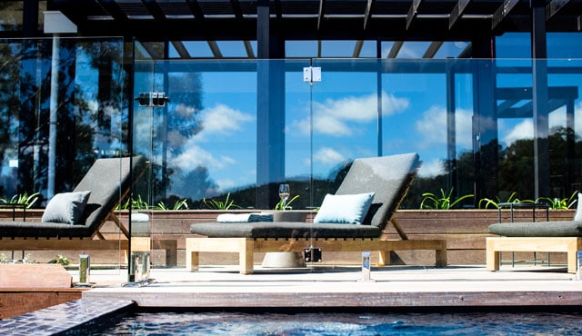 Infinity pool conference venue spring hill estate macedon ranges