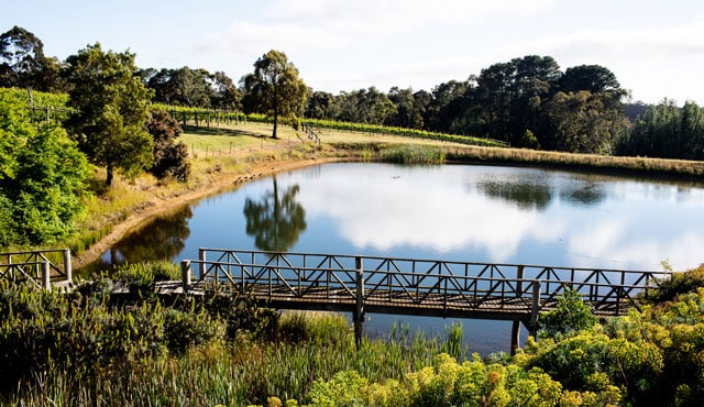 Spring hill estate conference venue macedon ranges regional victoria near airport