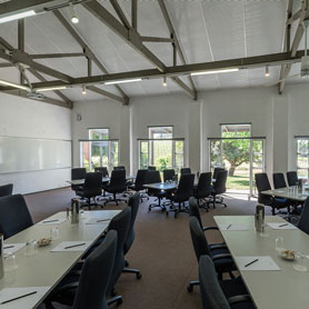 Conference Facility Macedon Ranges Airport Pool Country House Luxury Meeting Room