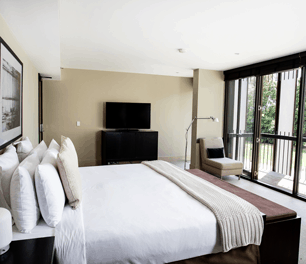 Lancemore Mansion Hotel Werribee Park Relaxtion Escape Suite