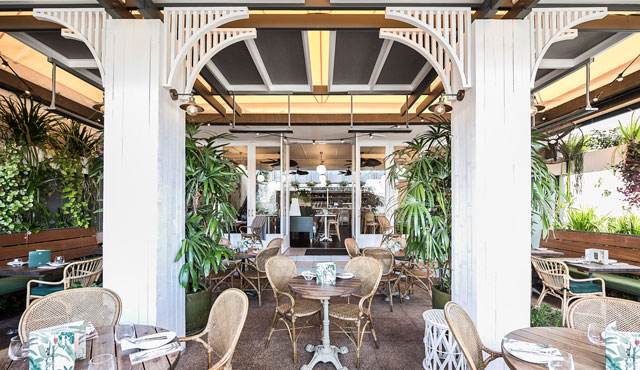 The Butler Sydney Restaurant Potts Point Botique Hotel Package
