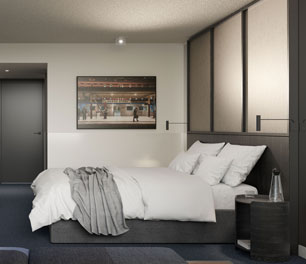 Lancemore Crossley St. Melbourne CBD Luxury Accommodation