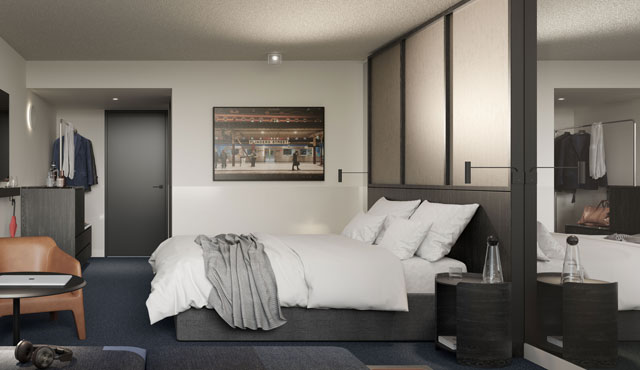 Lancemore Crossley St. Little Bourke St Melbourne CBD Luxury Accommodation Corporate