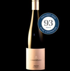 2017 Lindenderry Macedon Ranges Pinot Gris